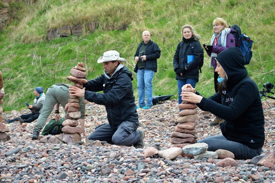 European Stone Stacking Championship 2017 17