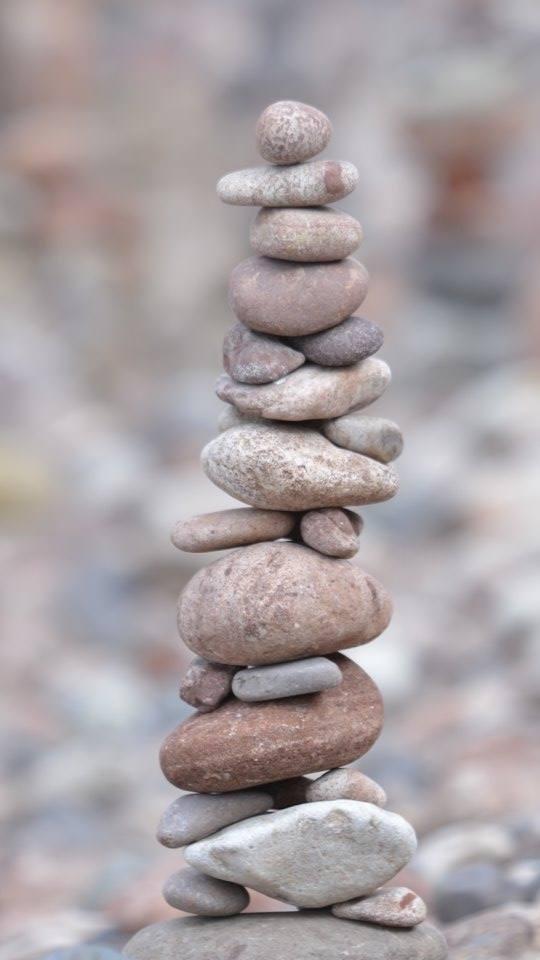 European Stone Stacking Championship 2017 stone balance 12