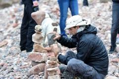 European Stone Stacking Championship 2017 pedro duran