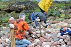 European Stone Stacking Championship 2017 stone balance 13